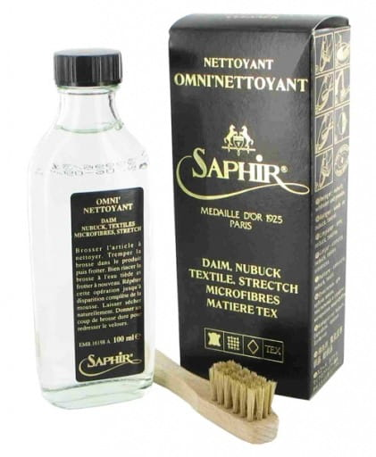 Odplamiacz do zamszu i nubuku 100ml SAPHIR Medaille D'or
